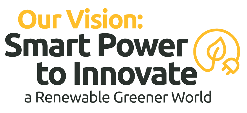 Our vision: Smart Power to Innovate